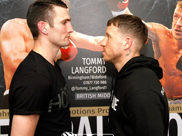 Jason Welborn confident of repeat in British Middleweight Title rematch with Tommy Langford