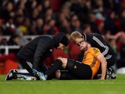 Wolves wing-back Matt Doherty reveals he is still struggling with knee injury