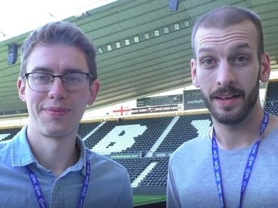 Derby County 1 West Brom 1: Matt Wilson and Luke Hatfield analyse draw - VIDEO