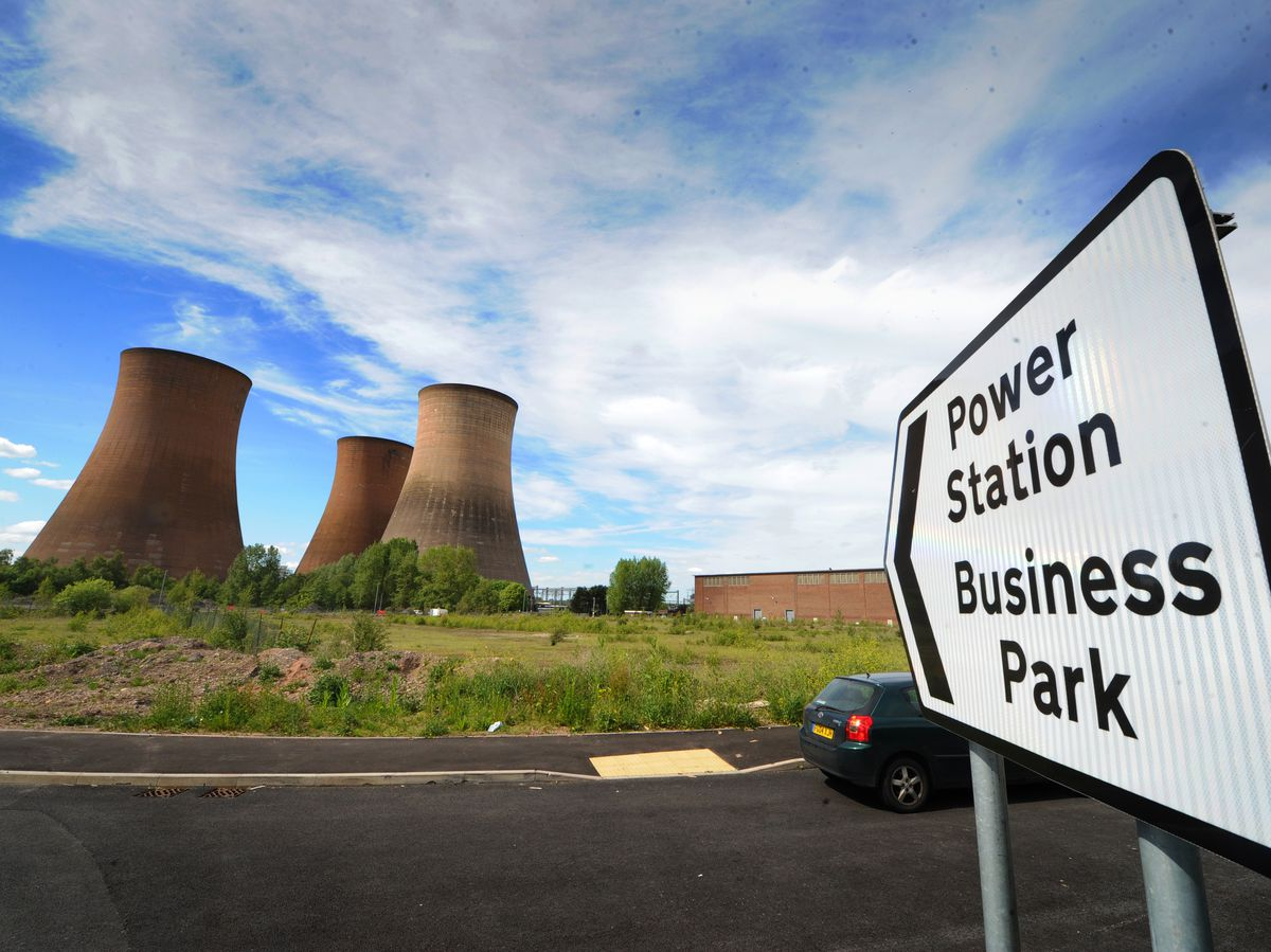 Rugeley power station has gone, but not been replaced