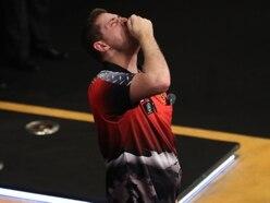 Berry Van Peer gets emotional win in Grand Slam of Darts