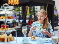 What it's like to make the perfect afternoon tea