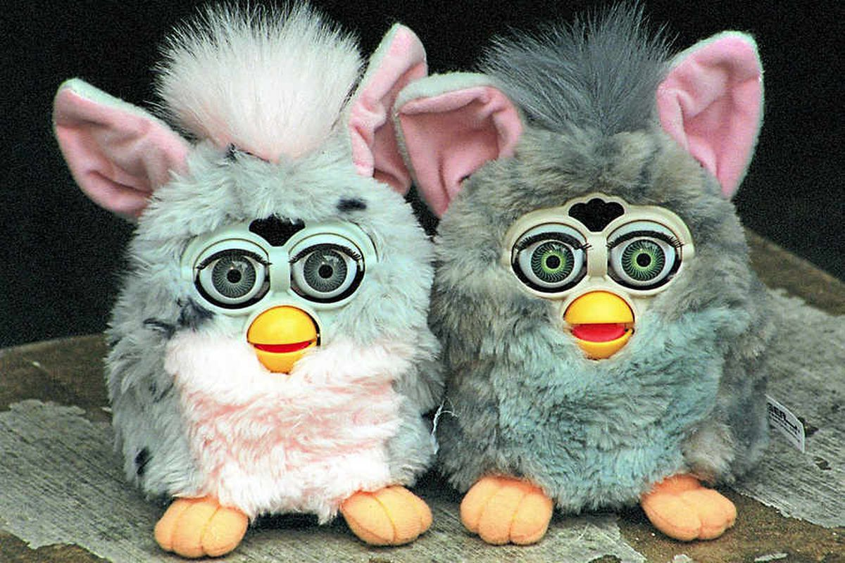 The popular Furby is selling out