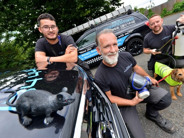 Black Country pest control firm to be showcased on Channel 5