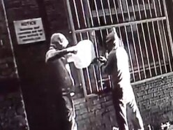 CCTV appeal after factory unit targeted by arsonists - WATCH