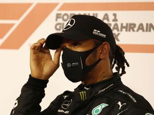Lewis Hamilton will miss this weekend's race