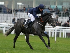 Delight for Michael Owen following second place on riding bow at Ascot