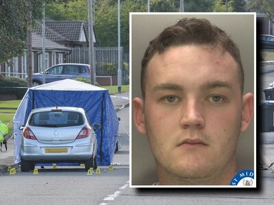 JAILED: Hit-and-run man killed care worker driving at 75mph on wrong side of Walsall road
