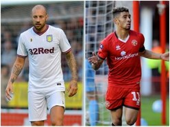Aston Villa and Walsall duo nominated for goal of the month honours