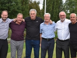 Former players role for Wolves great John Richards
