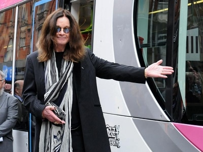 Ozzy Osbourne thanks fans after revealing Parkinson's diagnosis