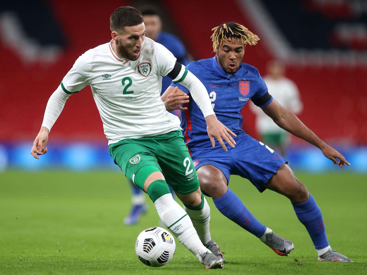 England v Republic of Ireland – International Friendly – Wembley Stadium