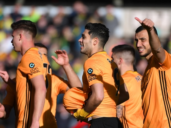Wolves 3 Norwich 0 - Match highlights