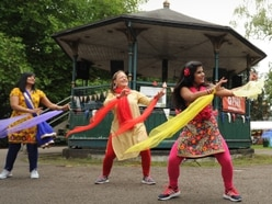 Q in the Park gets Pulses going in Stafford - GALLERY