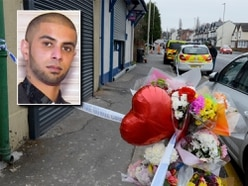 Two charged with murder of Jaskaran Kang, 24, in flat above Dudley shop