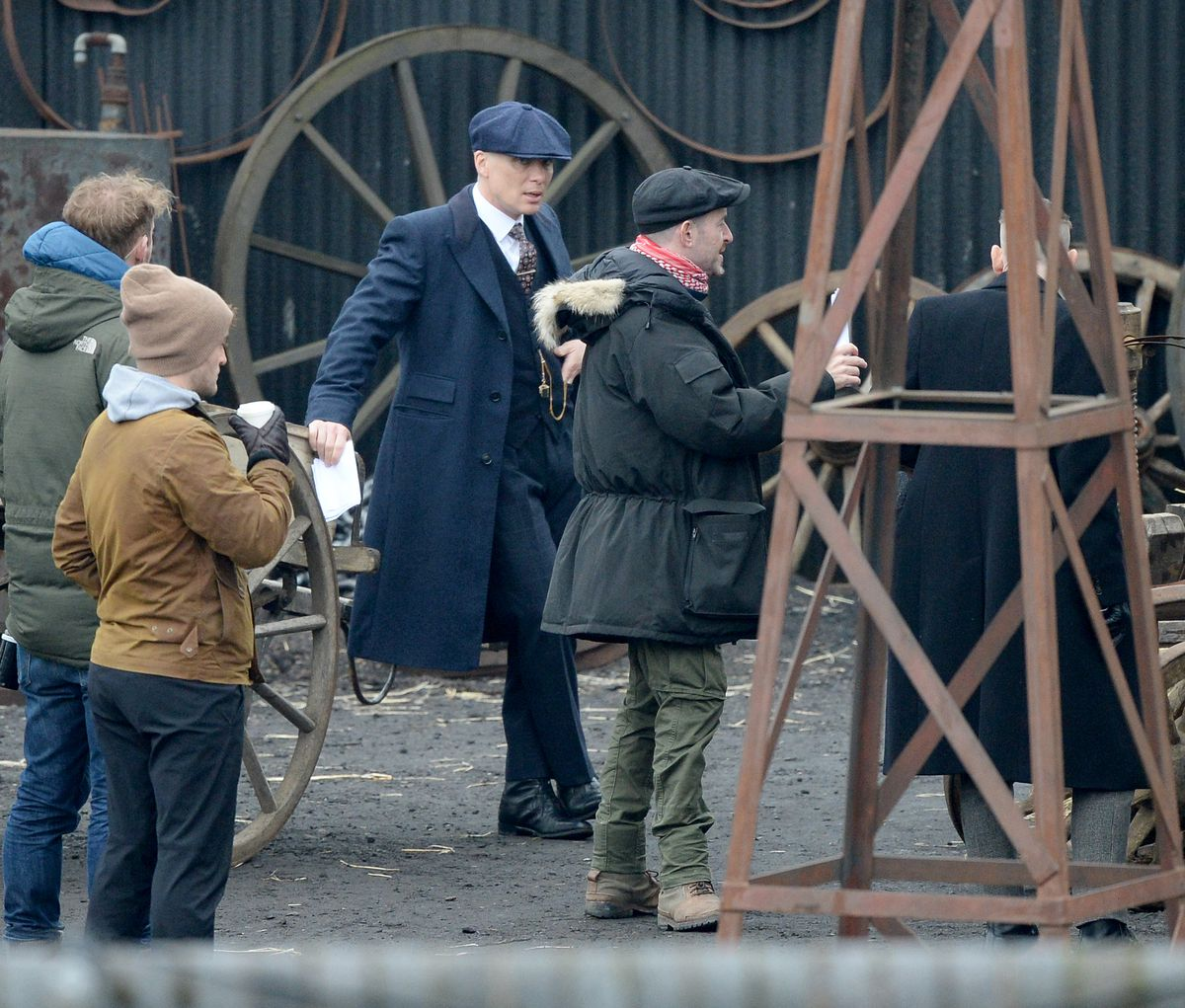 Peaky Blinders at the Black Country Living Museum
