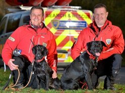 The life-saving - often 'harrowing' - work of search and rescue volunteers
