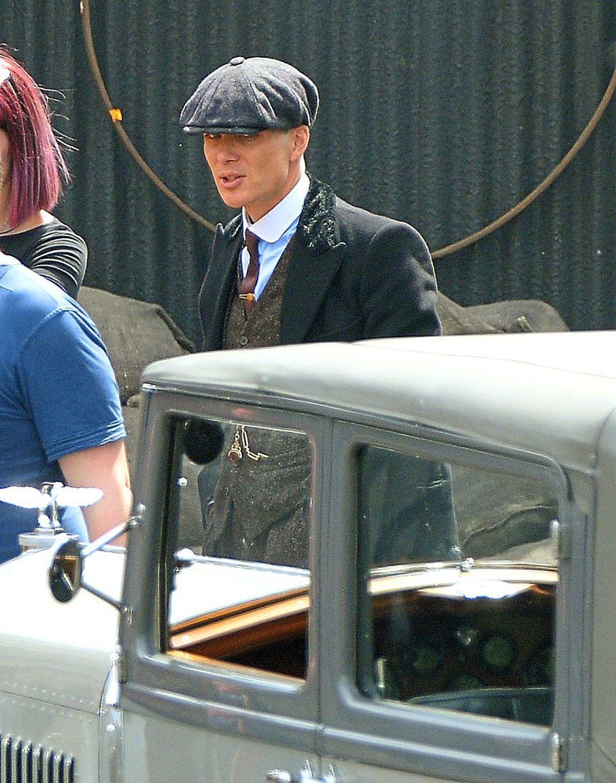 Peaky Blinders filming at Black Country Museum