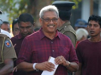 Sri Lanka's former defence secretary wins presidential vote