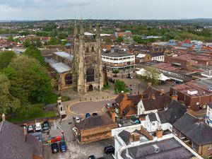 St Editha's Square, Tamworth