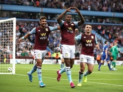 Aston Villa 2 Everton 0 - Report and pictures