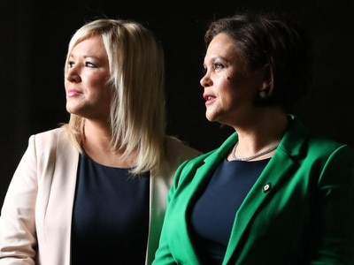 Sinn Fein delegation to discuss Stormont fallout with PM