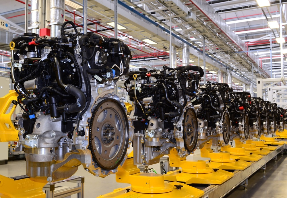 Engine production hits January record   Express & Star