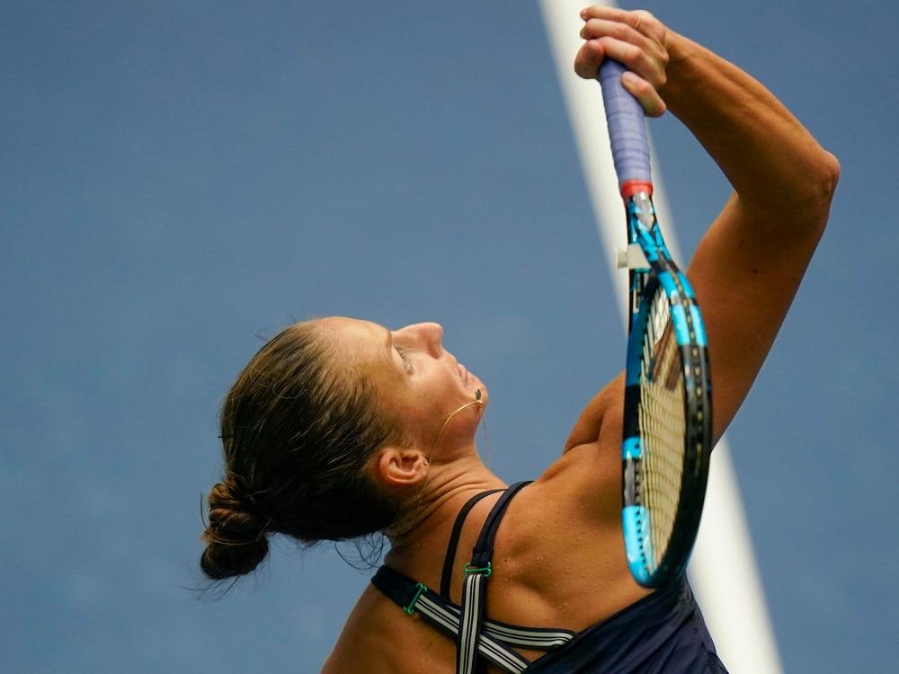 Top seed Karolina Pliskova starts US Open bid with straight sets win