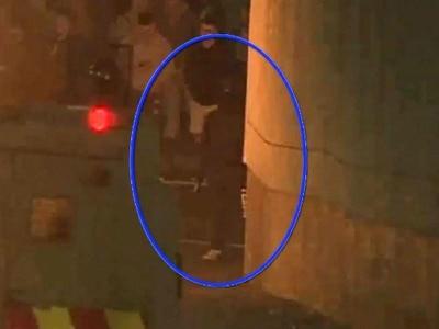 Video shows moment gunman fired at murdered journalist Lyra McKee