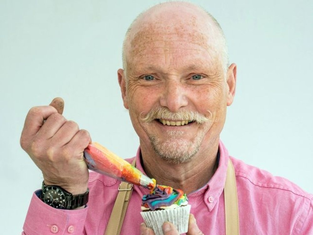 Tears as Black Country man Terry leaves The Great British Bake Off