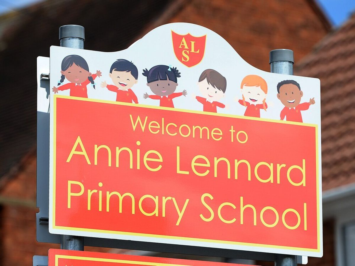 The school is in Smethwick