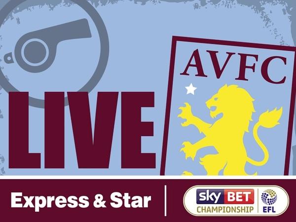 Aston Villa 3 Sheffield United 3 - As it happened