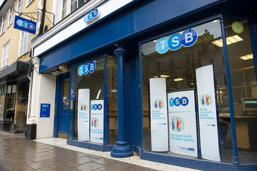These 82 TSB branches will be closing in 2020