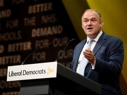 Lib Dems will spend £100bn on combating climate change – Sir Ed Davey