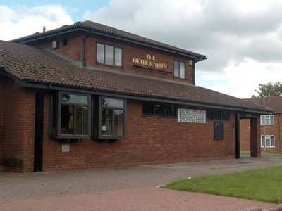 Man attacked in New Year's Eve trouble at Wolverhampton's Otter and Vixen pub
