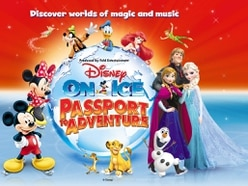 Disney On Ice: Passport To Adventure, Arena Birmingham - review