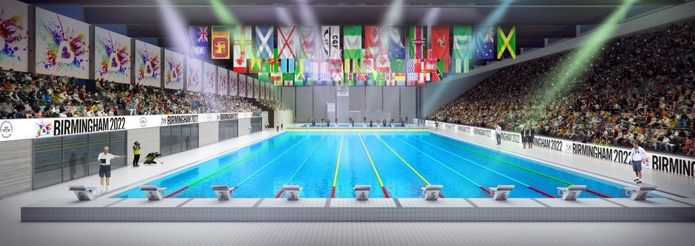 Commonwealth Games Birmingham To Host 2022 Event In Boost To Black Country And Staffordshire