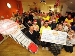 Save Acorns Black Country Hospice Appeal passes £500,000 mark