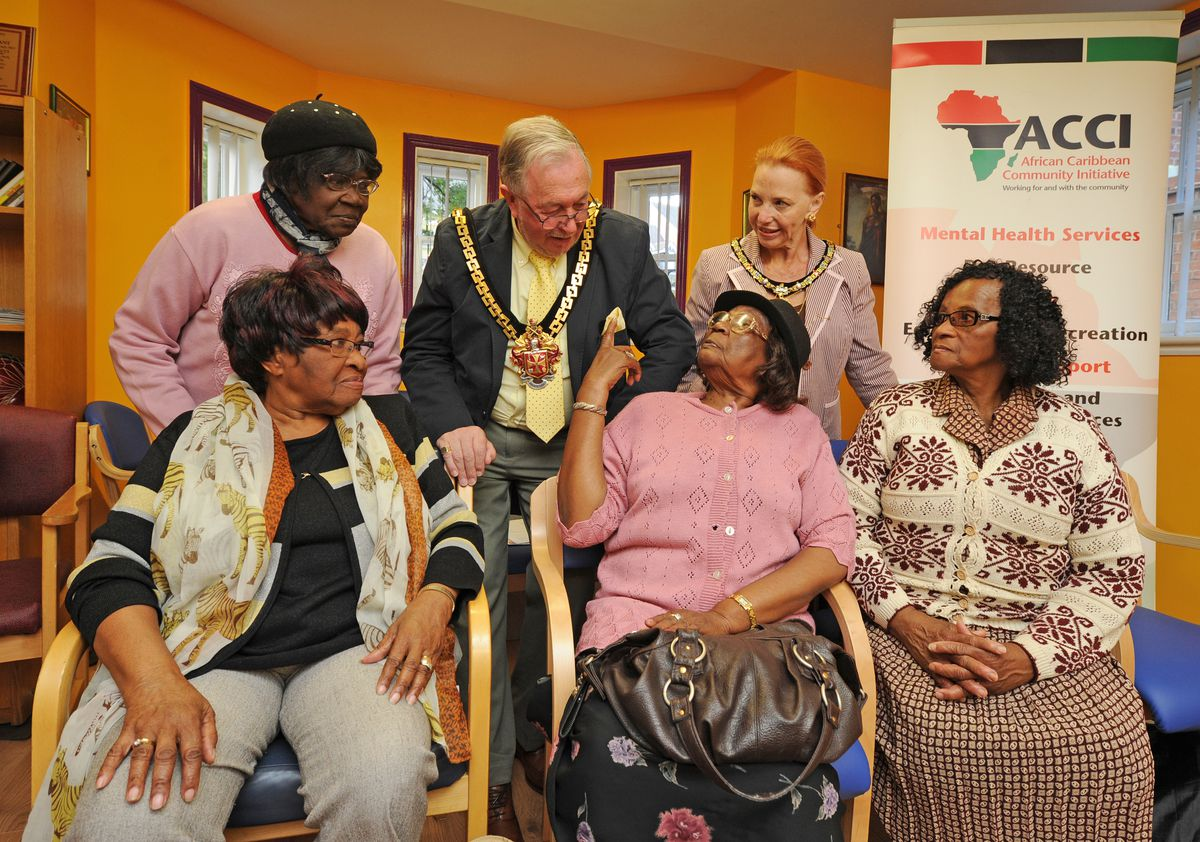 The African Caribbean Initiative has been at the forefront of supportive services for individuals affected by mental ill health in Wolverhampton since 1987