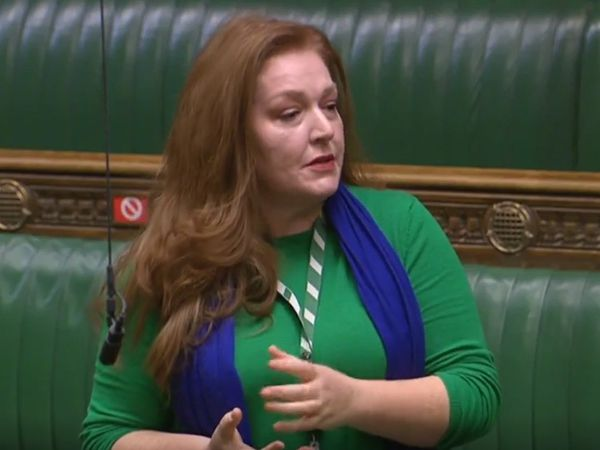 Jane Stevenson MP speaking in the Commons