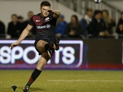 Saracens made to work hard before edging past Ospreys in Champions Cup