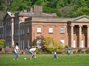 Dudley Council bosses made the decision to reopen Himley Park earlier this week, after new Government guidance