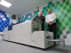 DRPG upgrade their print room with EBC Group