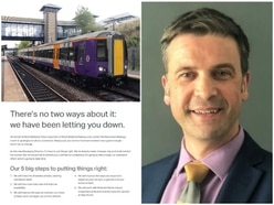 West Midlands Trains boss: We are sorry we have let passengers down
