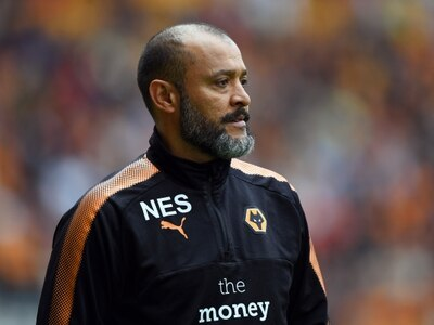 Nuno criticises referee after Wolves defeat to Cardiff