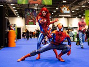 MCM Comic Con runs at the NEC on November 13 and 14