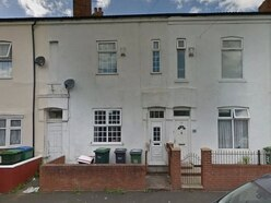 Plans launched to convert Sandwell home into 7-bed HMO