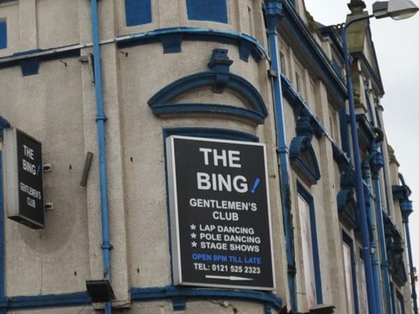Grope 'led to mass brawl' at West Bromwich strip club