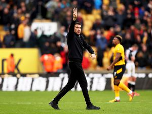 Bruno Lage, Manager of Wolverhampton Wanderers. (Photo by Jack Thomas - WWFC/Wolves via Getty Images).