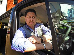 Taxi association spokesman Shaz Saleem claims Wolverhampton council had used 'bullying tactics'